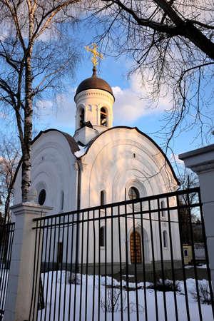 healer: Moscow, Church of St. Panteleimon the Healer, 1 st Infantry lane, 927