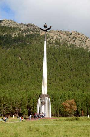 lofty: State National Natural Park Burabai, Kazakhstan