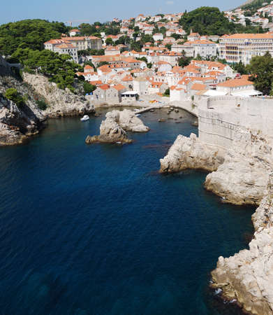 Croatia, Southern Dalmatia, Dubrovnik Фото со стока - 101747663