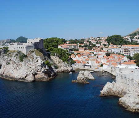 Croatia, Southern Dalmatia, Dubrovnik Фото со стока - 101747667