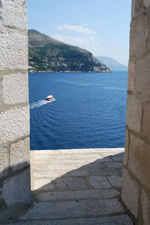 Croatia, Southern Dalmatia, Dubrovnik Фото со стока - 101748035