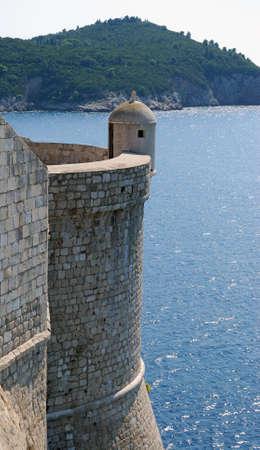 Croatia, Southern Dalmatia, Dubrovnik Фото со стока - 101725185