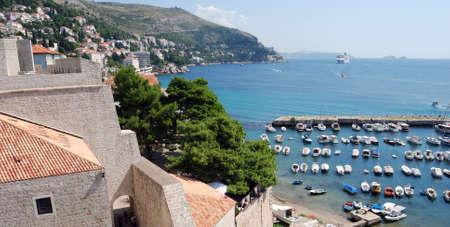 Croatia, Southern Dalmatia, Dubrovnik Фото со стока - 103776455