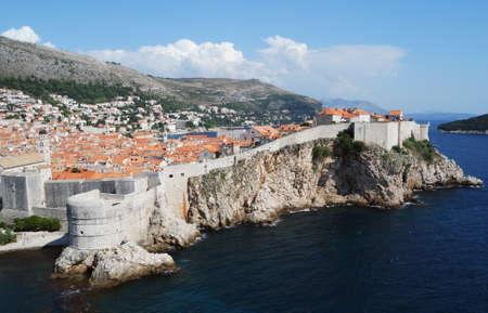 Croatia, Southern Dalmatia, Dubrovnik Фото со стока - 103776456