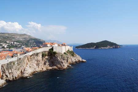 Croatia, Southern Dalmatia, Dubrovnik Фото со стока - 103776457