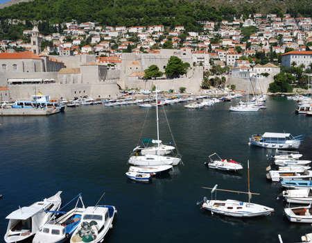 Croatia, Southern Dalmatia, Dubrovnik Фото со стока - 103776461
