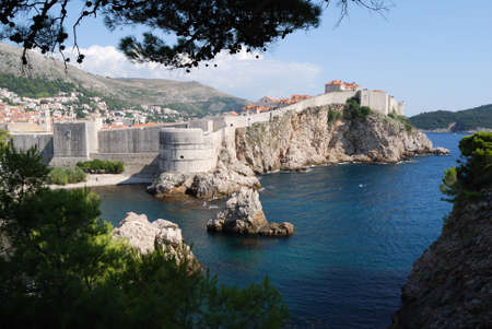 Croatia, Southern Dalmatia, Dubrovnik Фото со стока - 103776462