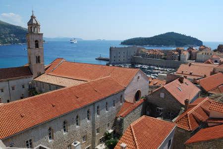 Croatia, Southern Dalmatia, Dubrovnik Фото со стока - 103776464