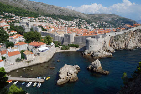 Croatia, Southern Dalmatia, Dubrovnik Фото со стока - 103776465