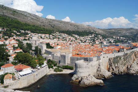 Croatia, Southern Dalmatia, Dubrovnik Фото со стока - 103776466