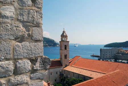 Croatia, Southern Dalmatia, Dubrovnik Фото со стока - 103776467