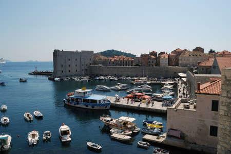 Croatia, Southern Dalmatia, Dubrovnik Фото со стока - 103776470