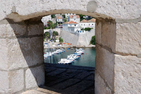 Croatia, Southern Dalmatia, Dubrovnik Фото со стока - 103762258