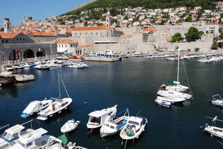 Croatia, Southern Dalmatia, Dubrovnik Фото со стока - 103776476