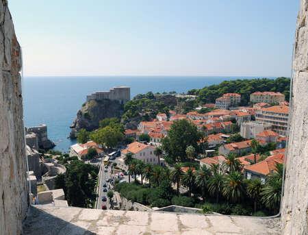 Croatia, Southern Dalmatia, Dubrovnik Фото со стока - 103776478