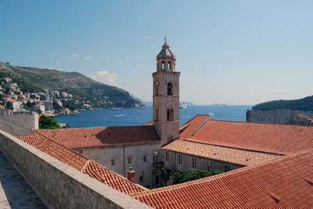 Croatia, Southern Dalmatia, Dubrovnik Фото со стока - 103776481
