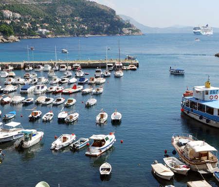 Croatia, Southern Dalmatia, Dubrovnik Фото со стока - 103776483