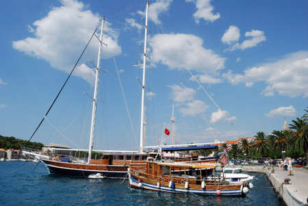 Croatia, Dalmatia, Makarska riviera Фото со стока - 103776484