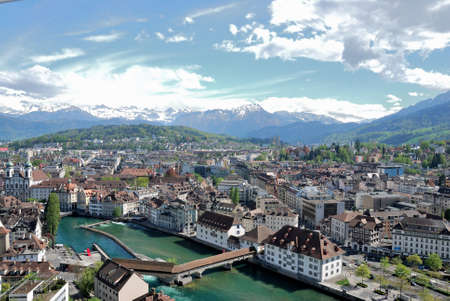 Luzern Panorama, Switzerland