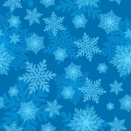 Christmass Seamless Background Vector