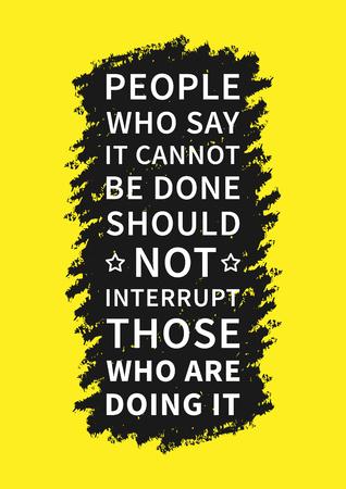 affirmation: Positive, inspirational affirmation for poster Illustration