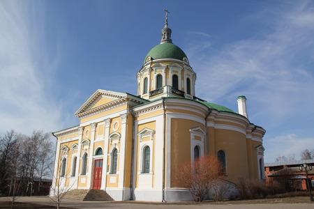 john the baptist: Russia, Zaraysk, Church of St. John the Baptist