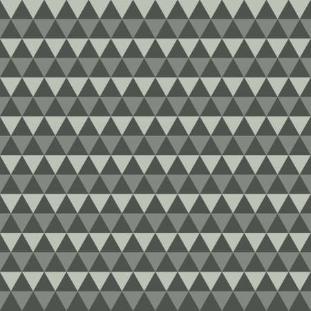 gray background of triangles, vector abstract illustration