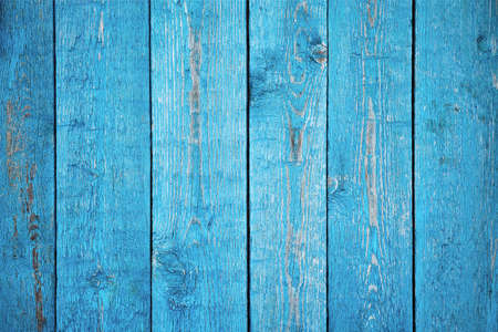 Texture boards painted with blue paint.