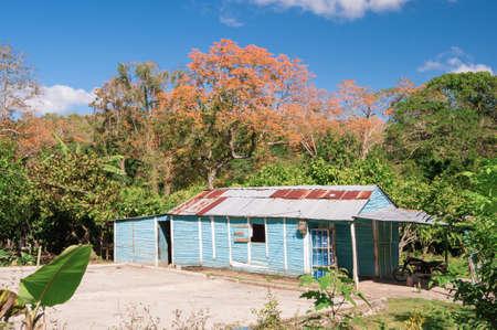 House in the village Dominican Republic Hato Mayor province 02.04.2015