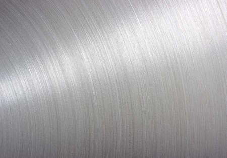 siderurgia: brushed placa metálica de aluminio - Textura del metal