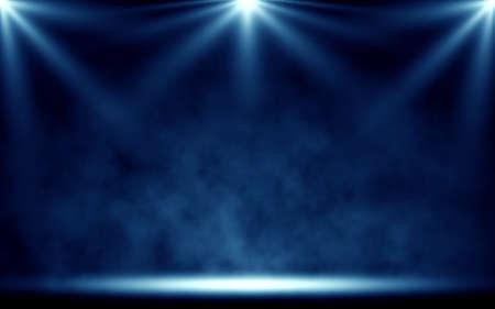 Spotlight. Scene Illumination. Light Effect. Banque d'images - 120345151