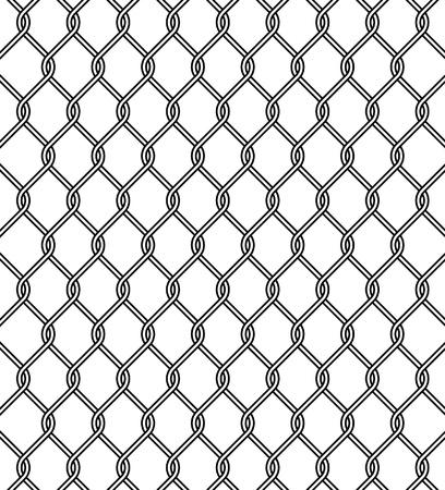 enclose: chain link fence texture