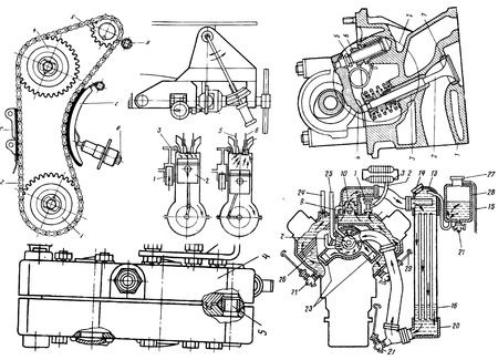 dibujo tecnico: dibujo t�cnico sobre fondo blanco