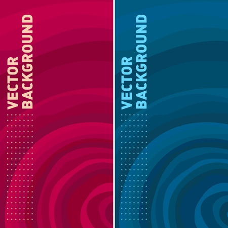 rings on a tree: colorful background of vector templates with tree rings