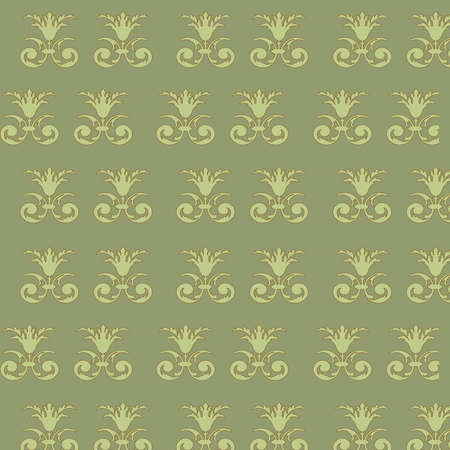 on a green background abstract green pattern Stock Photo - 15544287