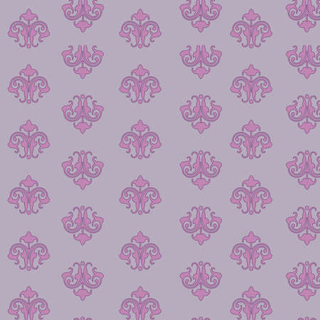 on a purple background abstract pattern Stock Photo - 15544283