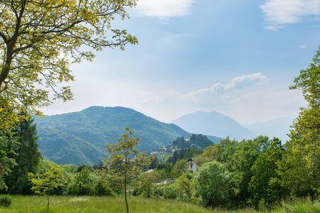 wikipedia: Esino Lario (913 m), Italy, headquarters in 2016 (June 21 to 28) of the 12th International Wikimedia conference. Esino is a small mountain tourist resort on Lake Como