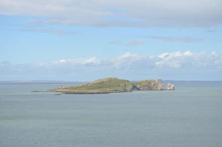 Island Irelands Eye View from Ben of Howth, Ireland