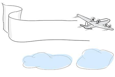 airplain: Airplain illustration