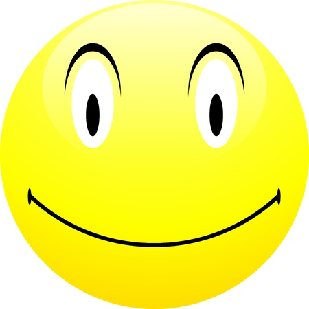 Smiley emoticon Vector