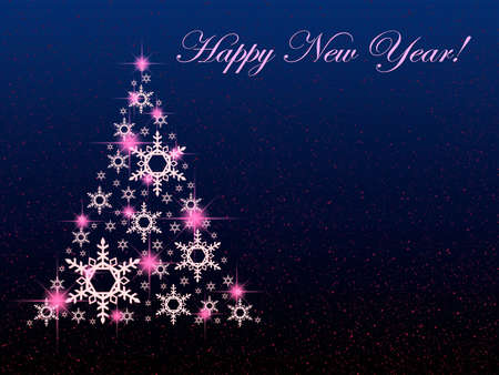 New Year Background  photo
