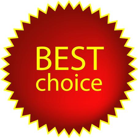 Best choice 向量圖像