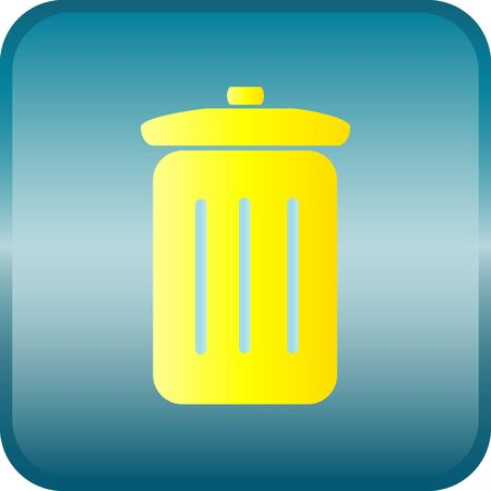 Icon Series - Trash Can