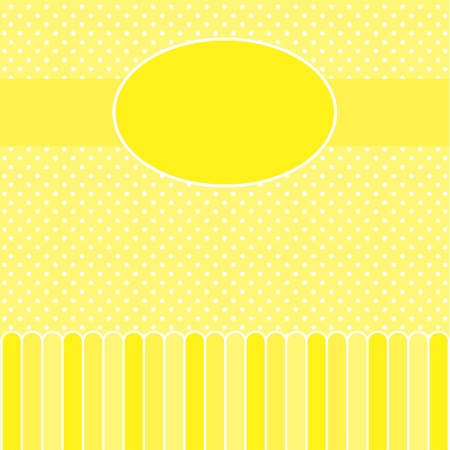 the Template frame design card Stock Vector - 17952067