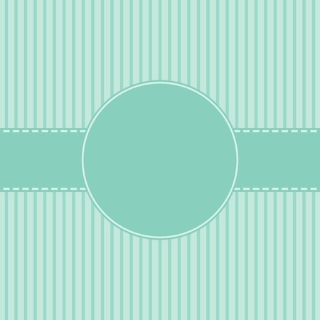 Congratulatory card or template Vector