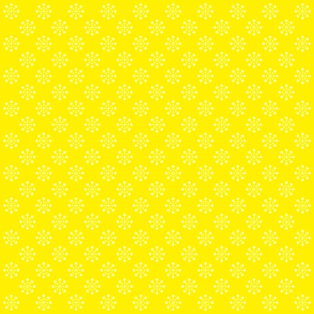 Seamless abstract pattern with flowers. Vector. Vector