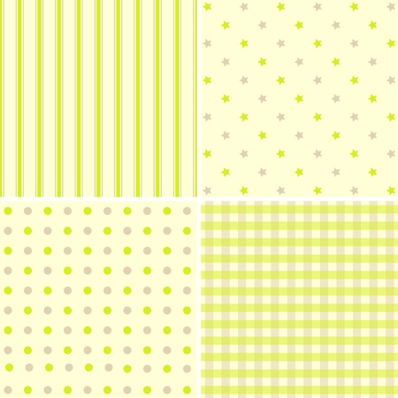 giftwrap: Cute set of 4  background patterns