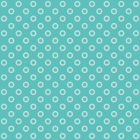 simple background: Simple colour background with circles. Vector image. Illustration