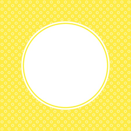Retro Greeting card design. Vector color image.