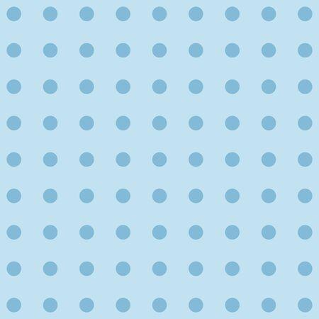 polka dot fabric: Polka dot fabric. Retro vector background or pattern
